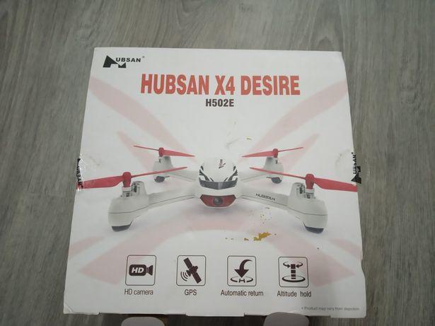 Drone Hubsan X4 H502e novo na caixa