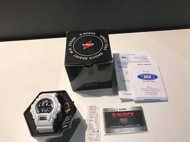 Zegarek Casio G-Shock GD-X6900FB-7ER ( biały gshock