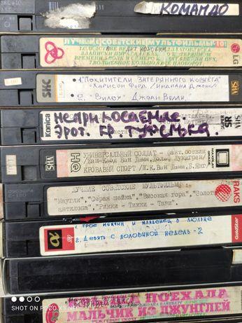 Видиокассеты запись не лицензия