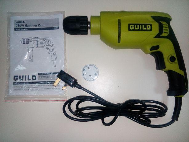 Дрель GUILD 750w Hammer Drill PDI750G