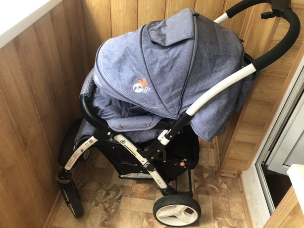 Коляска Adamex. Детская коляска. Прогулка. От рождения.