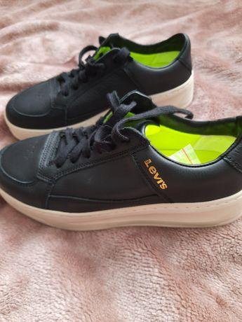 Nowe buty Levis 39 skóra
