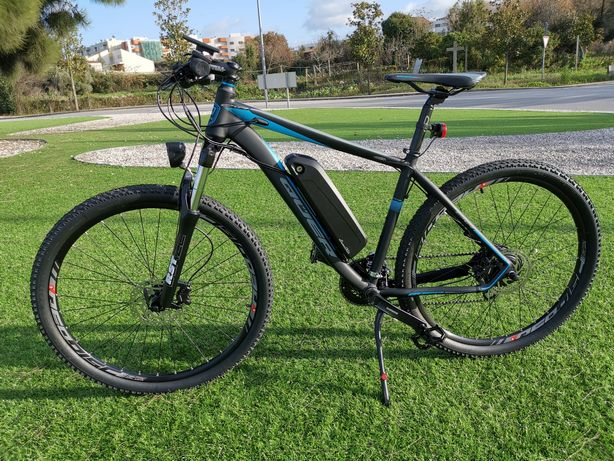 Bicicleta eléctrica personalizada motor tras central ou kit elétrico