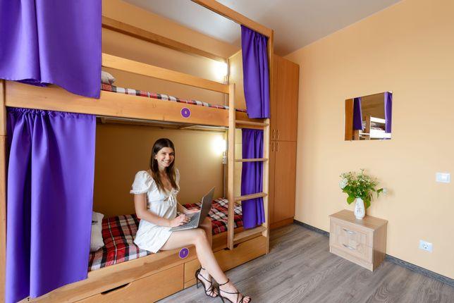Капсульное Общежитие Сдам подселение в комнату М. Черниговская Лесная
