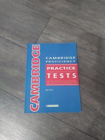 Książka / Testy do nauki języka angielskiego Cambridge
