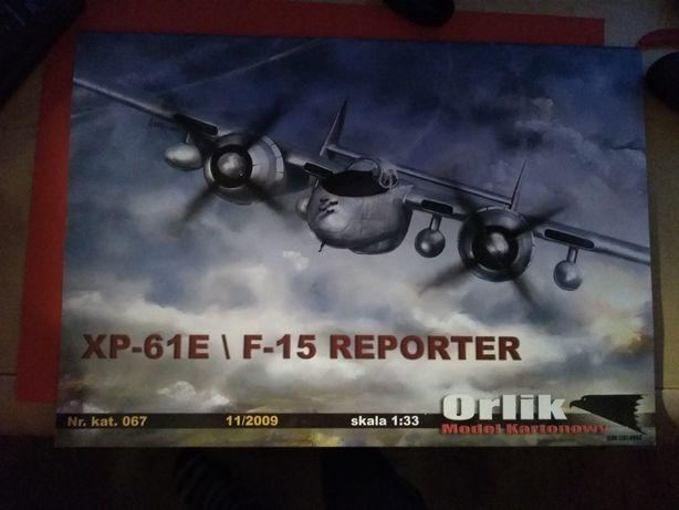 Xp-61E\F15 reporter