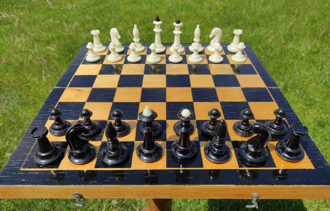 3  Шахматы 40 x 40 см Шахматы СССР Шахи. Карболит