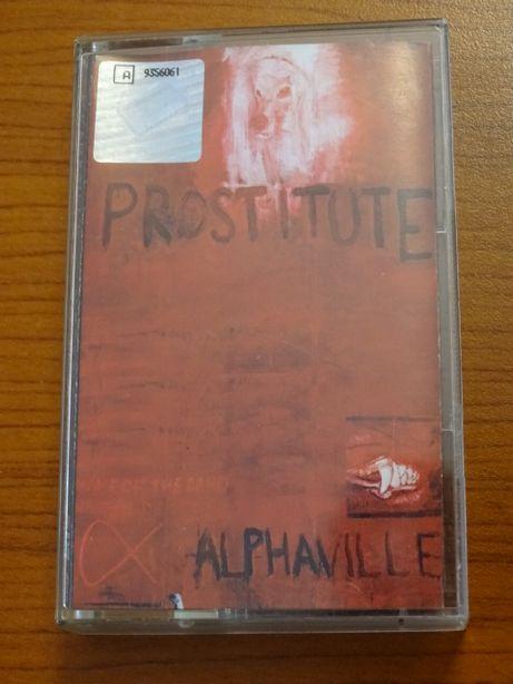 Alphaville - Prostitute (kaseta magnetofonowa)