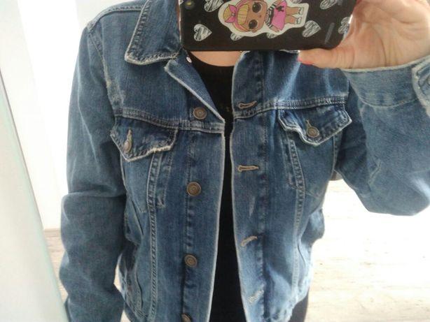 Kurtka jeansowa 40
