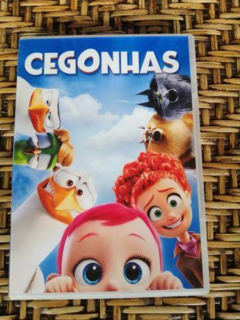 DVD Cegonhas, animação da Warner