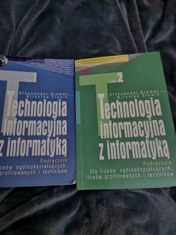 Technologia informacyjna z informatyką, Bremer i Sławik