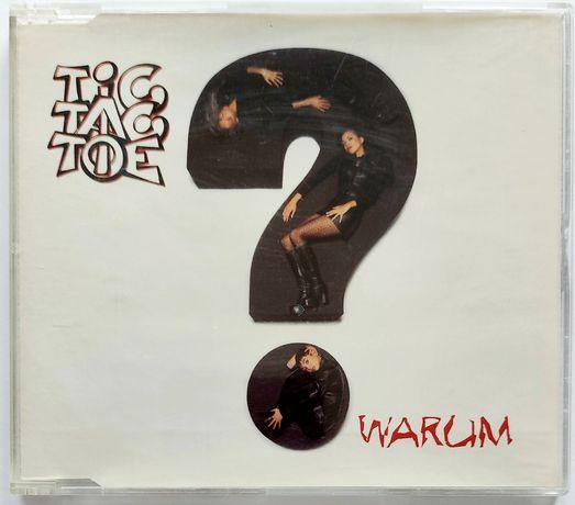 CDs Tic Tac Toe Warum 1997r