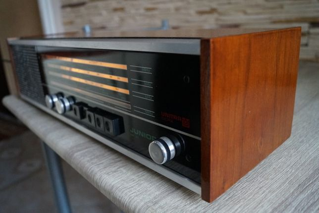 "Radio UNITRA ""Junior"" DMP-202. Hi End VINTAGE 78'"