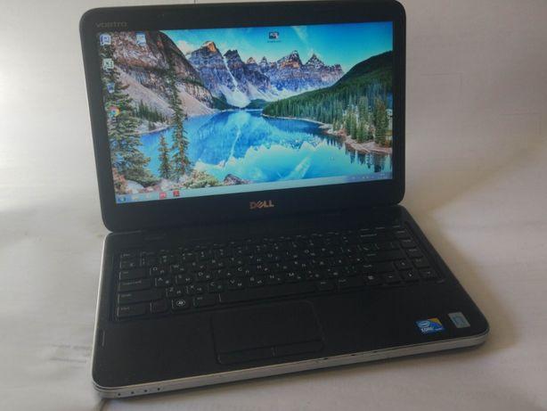 Мощный ноутбук-ультрабук DELL 4 ядра Core i3/500гб/3гб/HDMI/батарея 2ч