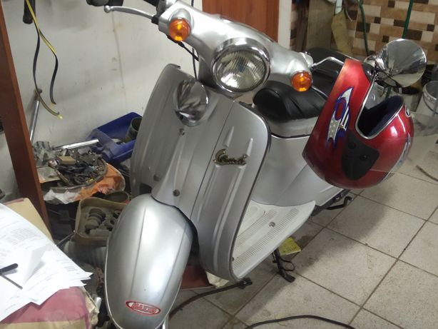 Продам скутер сузукі верде