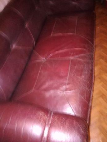 Sofa skórzana firmy FUREX