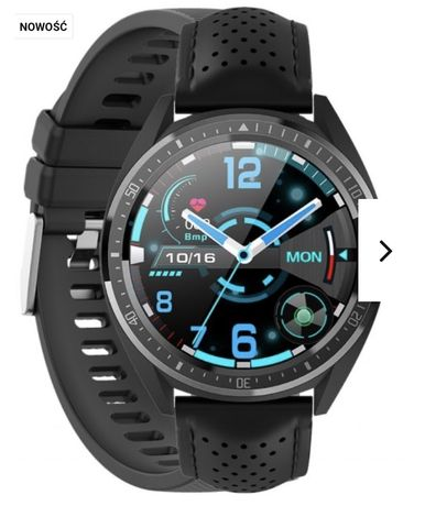 Męski Smartwatch Gino Rossi + dodatkowy pasek