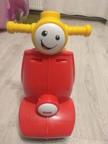 Skuter jeździk dla dzieci