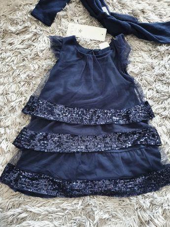 Sukienka z bolerkiem