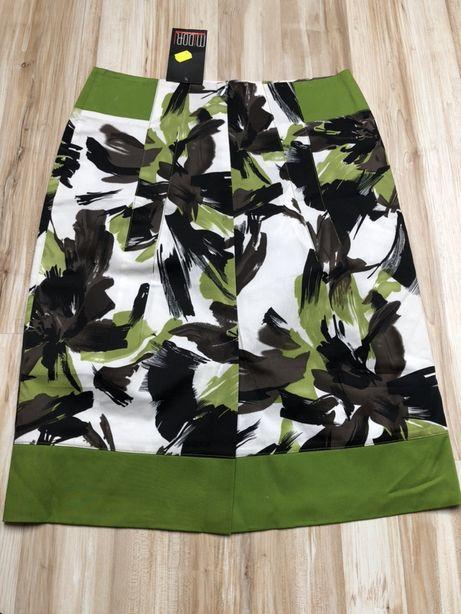 Nowa spódnica zielona rozmiar 42