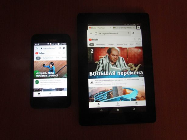 Планшет AMAZON Kindle Fire HD (3rd Generation)