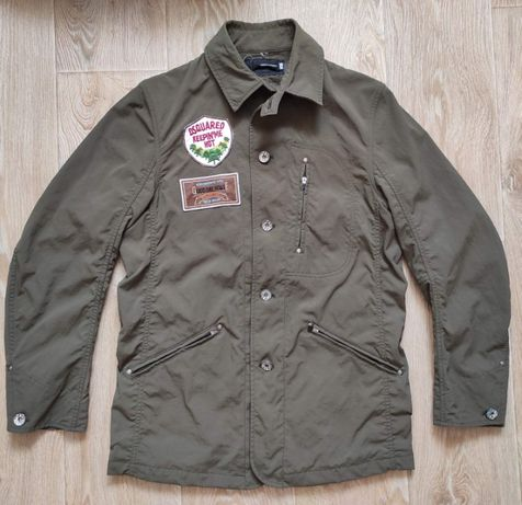 L Dsquared2 ( не Gucci, Moncler) куртка (вітровка, піджак)