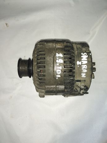 Продам генератор sharan 1.9 tdi