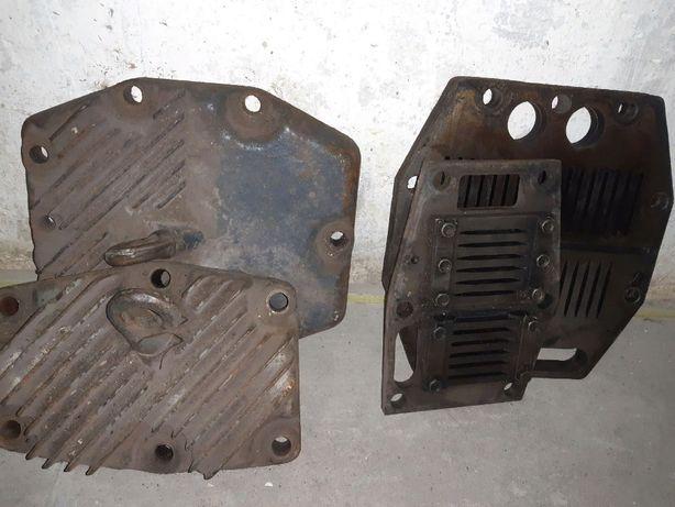 Клапанная плита с крышкой 2 ступ. компрессора ПК35