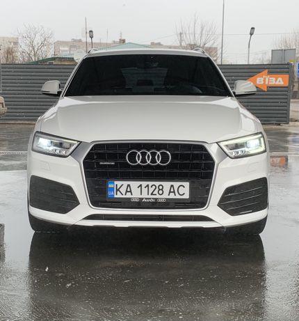 Audi Q3 Audi Q3 Premium Plus 2017.