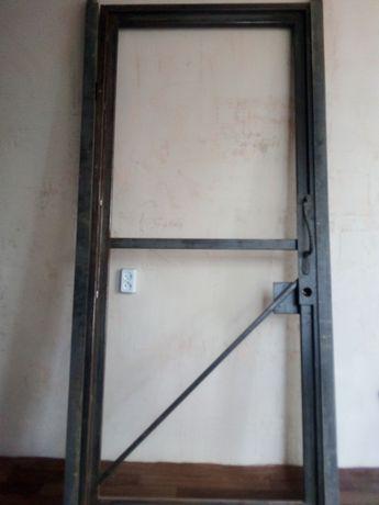 Дверь на калитку