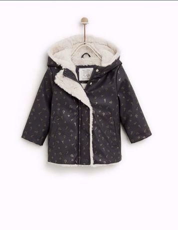 Zara курточка дитяча