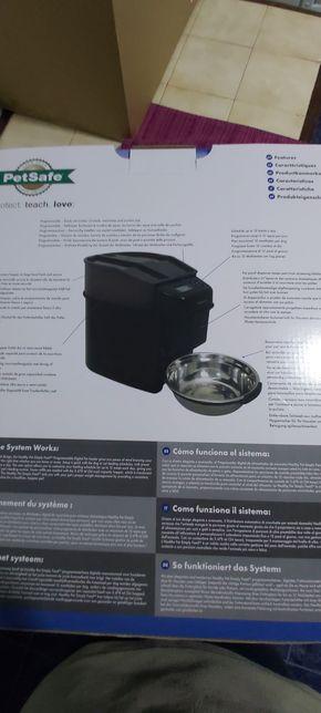 Alimentador digital programavel para comida