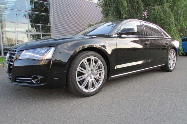 Audi A8 Long Design Selection