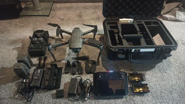 Termowizja Dron DJI Mavic 2 Enterprise Dual Combo + Smart Controller!
