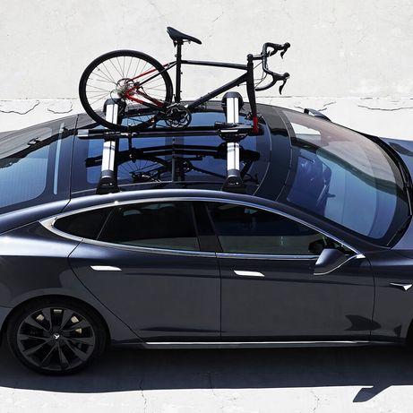 Оригинальный багажник для Tesla Model S Roof Rack с панорамной крышей