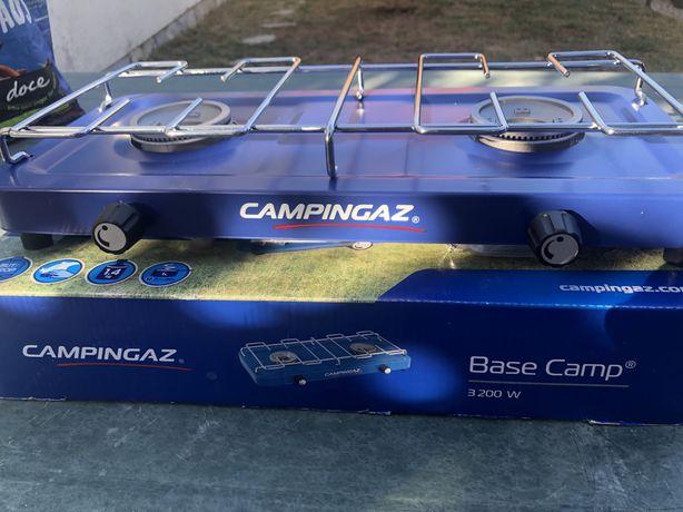Fogão Campinggaz Basecamp Novo