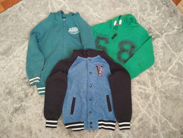 Bluzy chłopięce 134