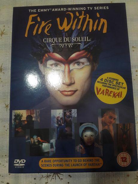 DVD Cirque du Soleil