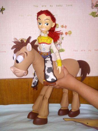 Джесси Toy story, история игрушек