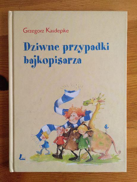 Książka dla dzieci: Grzegorz Kasdepke: Dziwne przypadki bajkopisarza