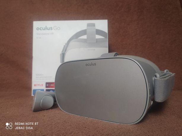 Oculus go FOLIA, mało używany