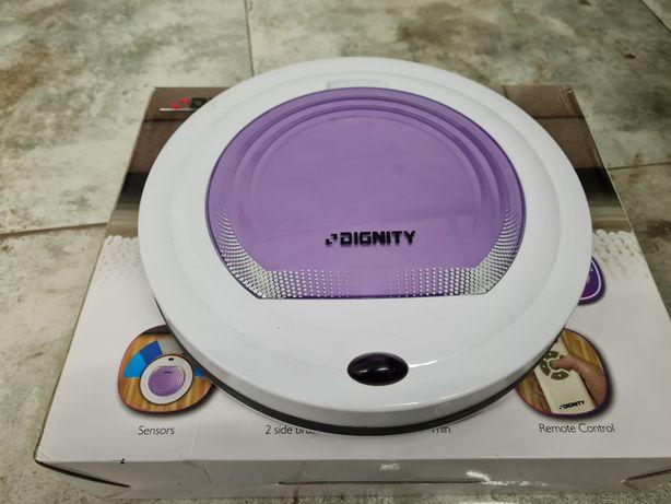 Robot sprzątający odkurzacz Dignity IRS 02