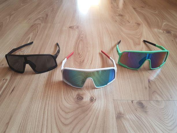 Okulary Sportowe Rower Bieganie Replika Nowość