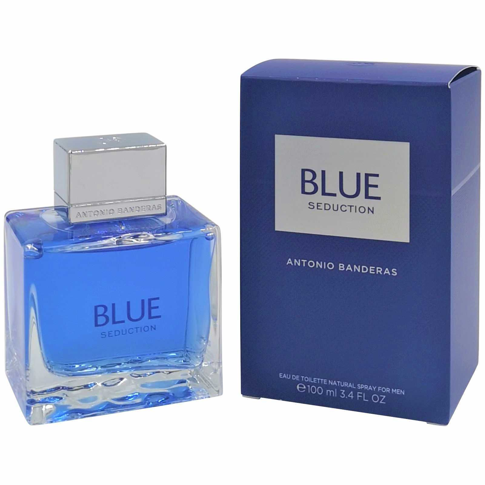 Perfumy   Antonio Banderas   Blue Seduction   100 ml   edt