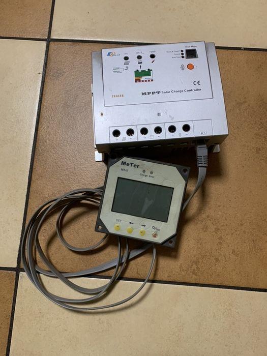 Kontroler ładowania MPPT tracer 2215rn plus sterwonik Bojanów - image 1