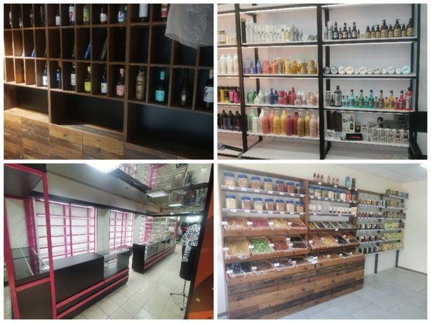 Мебель под заказ,торговое оборудование ,изготовление, дизайн мебели