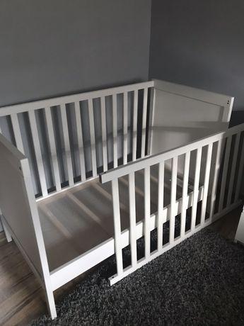 Łóżko dziecięce Ikea Sundvik