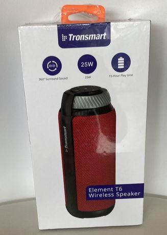 Głośnik Tronsmart Element T6 Głośnik Przenośny Bluetooth i etui