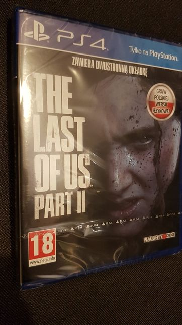 The Last of Us Part II PS4 PL