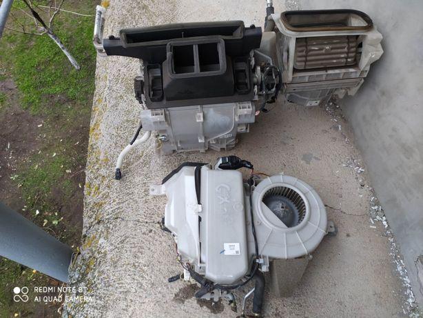 Lexus GX 470 климат\печка\корпус печки